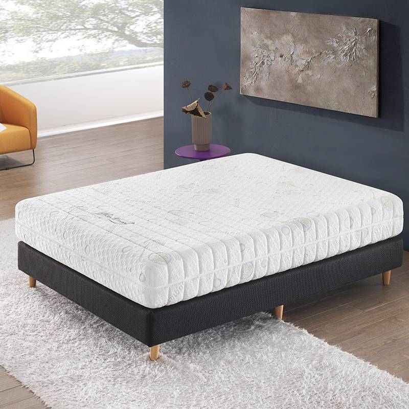 Hot selling Orthopedic Malaysia latex mattress CF18-01