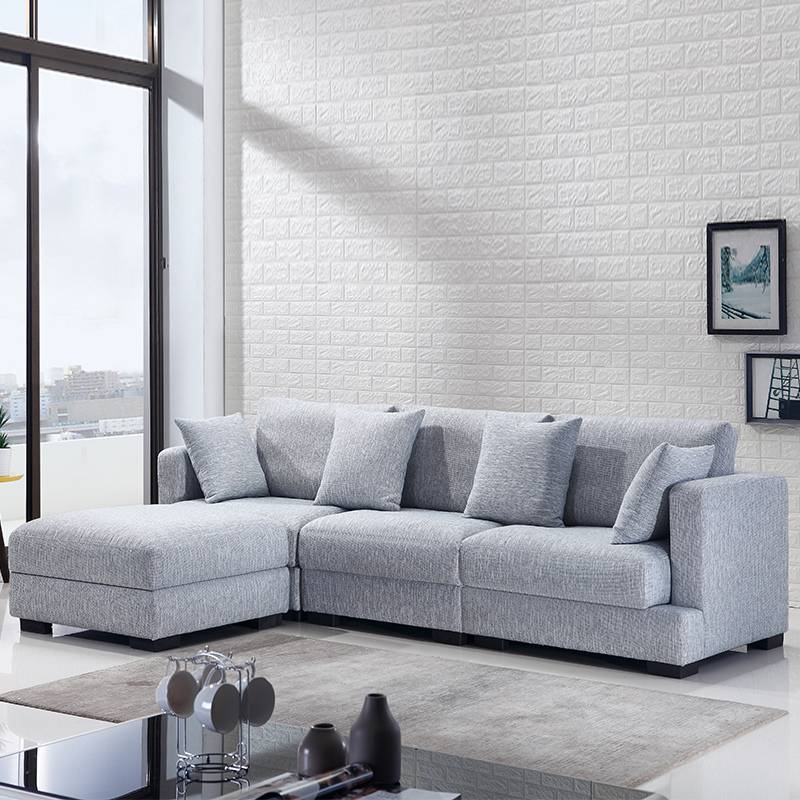 New design modern sofa furniture luxury sofa sets A889#