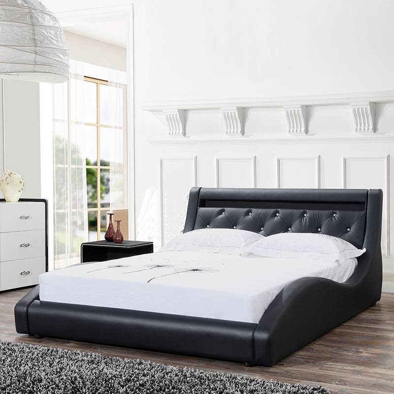 New fashion leather bed G1198#