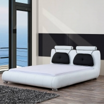 New fashion leather bed G1305#