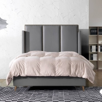 Modern simple soft bed G1882#