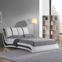 Graceful curve bed G1888#