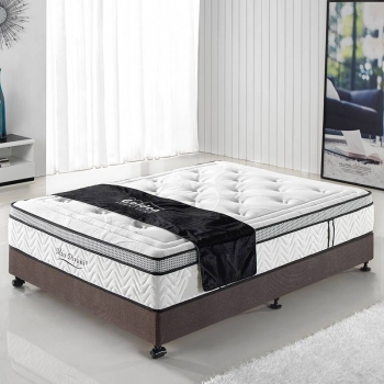 Classic comfortable pocket spring foam mattress 8340#
