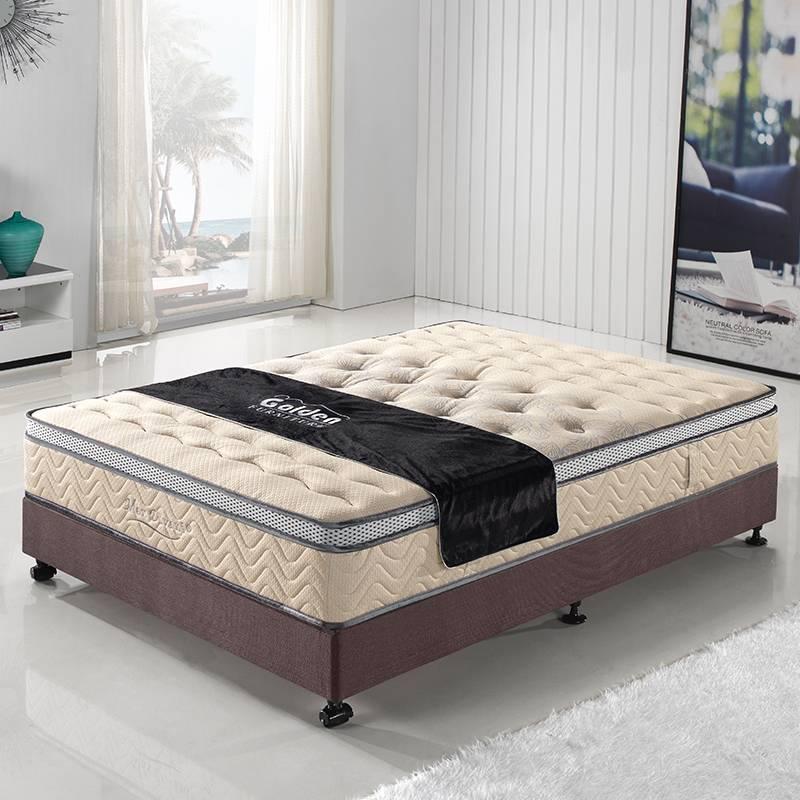 Classic comfortable foam mattress for seniors 8342#