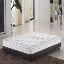 High-grade knitted fabric Plant pattern mattress 8335#