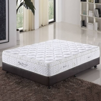 Bamboo fiber knitted fabric mattress 8836-2#