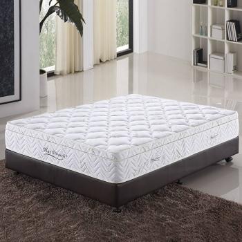 Bamboo fiber knitted fabric mattress 8836-2#