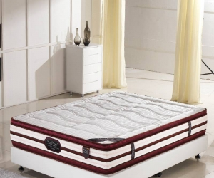 Classic knitted fabric foam mattress ML2014-1#