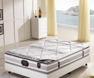 Classic knitted fabric foam mattress ML2014-3#