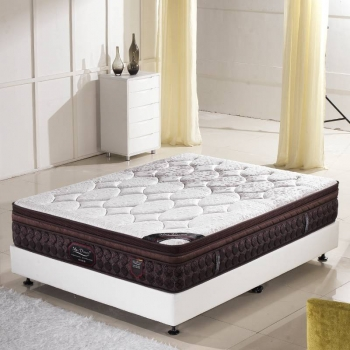 Pattern knitted fabric  foam mattress ML2014-7#