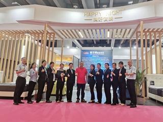 2021 Mar, The 47th China Guangzhou International Furniture Fair CIFF