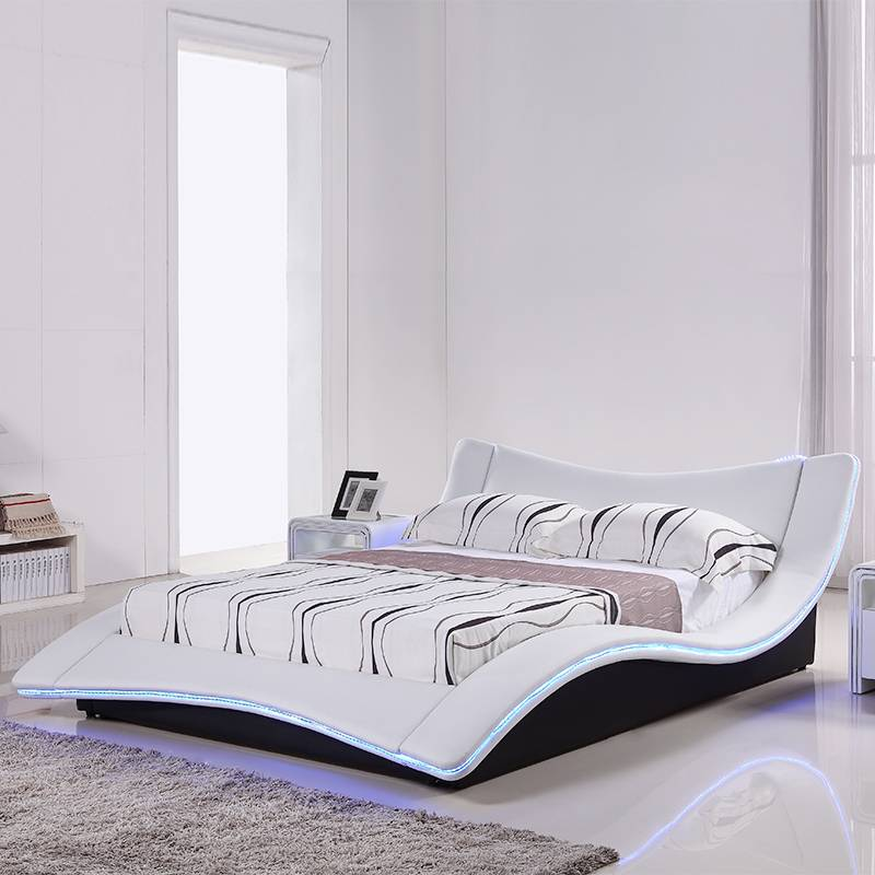 Alibaba hot sale full size soft bed G934B#
