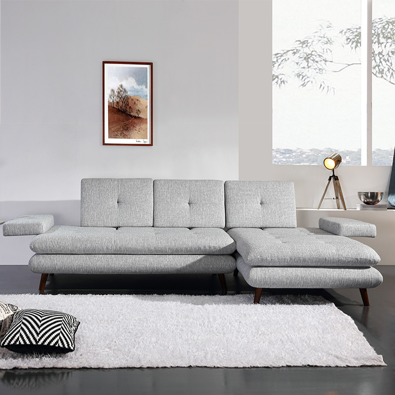 Alibaba Factory Directly Simple Wooden Sofa Set Design A893#