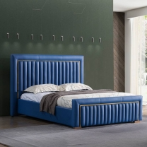 Modern simple soft bed G1881#