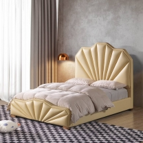 New fashion individuality leather bed G1883#