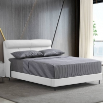 Concise and fresh new design soft bed 172#