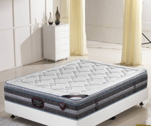 Classic knitted fabric foam mattress ML2014-2#